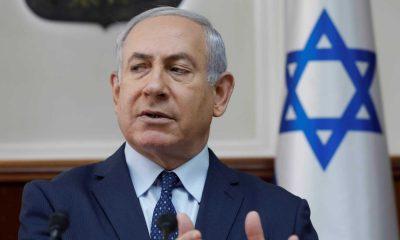 israel diz ter provas de que irão violou acordo nuclear - Benjamin Netanyahu 400x240 - Israel diz ter provas de que Irão violou acordo nuclear