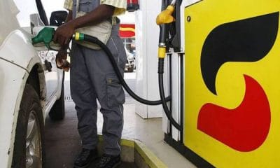 governo e sonangol preparam aumento de preços dos combustíveis - Bombas da Sonangol Ampe Rogerio RA 580x361 400x240 - Governo e Sonangol preparam aumento de preços dos combustíveis
