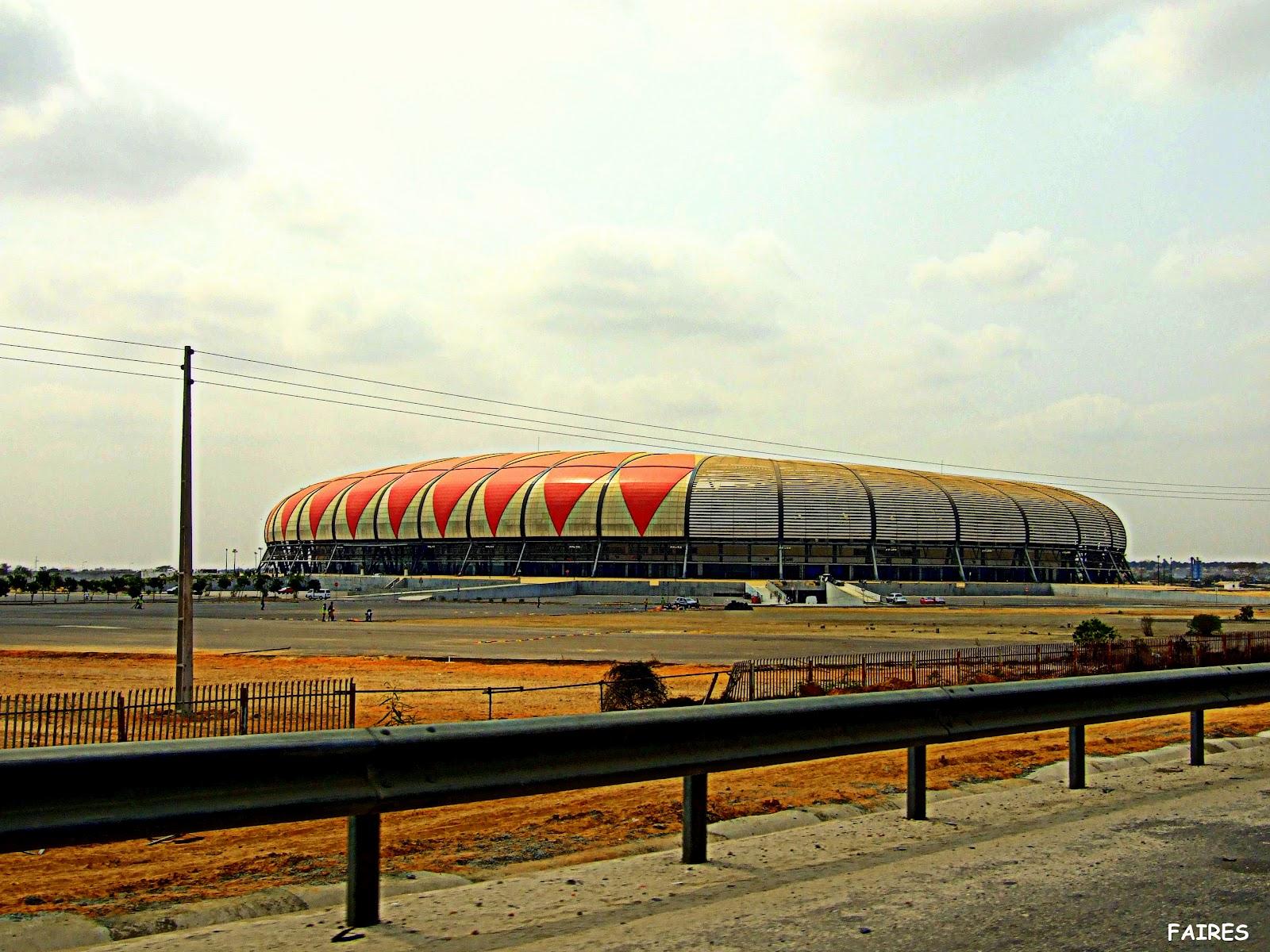 tribunal decreta demolição de obras no estádio 11 de novembro - DSCF6539 - Tribunal decreta demolição de obras no Estádio 11 de Novembro