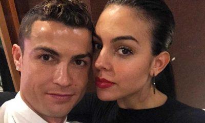 cristiano ronaldo deixa 20 mil euros de gorjeta em hotel na grécia - RONALDO E GEORGINA 400x240 - Cristiano Ronaldo deixa 20 mil euros de gorjeta em hotel na Grécia