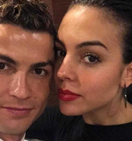 cristiano ronaldo deixa 20 mil euros de gorjeta em hotel na grécia - RONALDO E GEORGINA 560x600 - Cristiano Ronaldo deixa 20 mil euros de gorjeta em hotel na Grécia