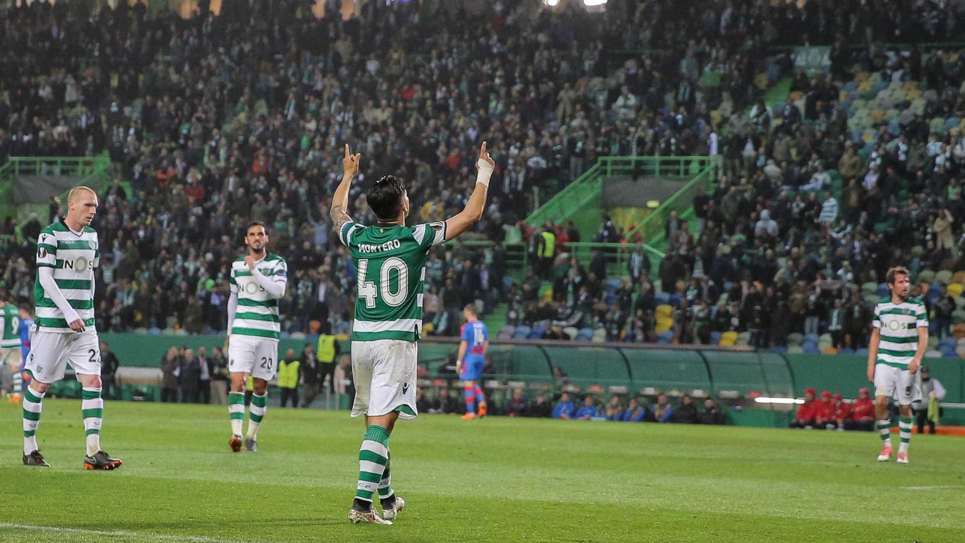 sporting vence viktoria plzen, por 2-0 e espreita os quartos de finais da liga europa - SPORTING - Sporting vence Viktoria Plzen, por 2-0 e espreita os quartos de finais da Liga Europa
