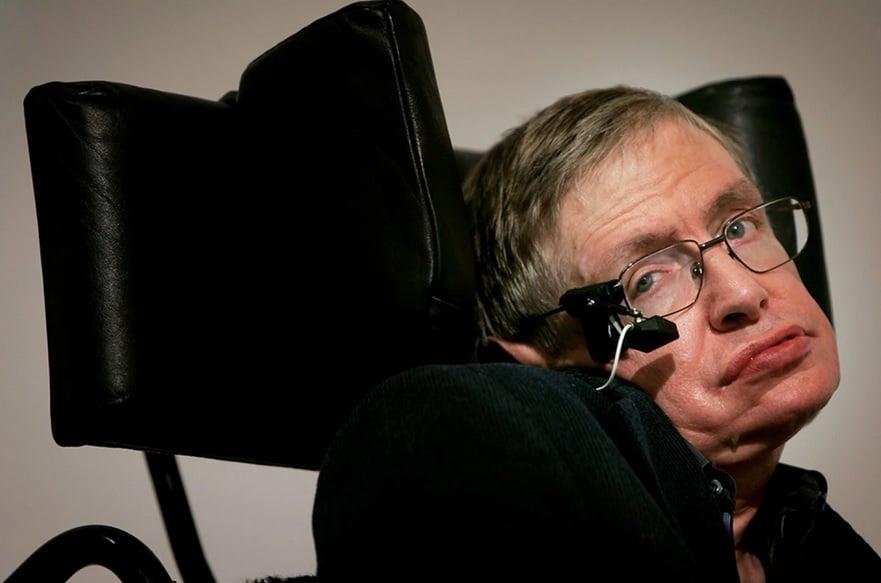 morreu o físico britânico stephen hawking - Stephen Hawking 1 - Morreu o físico britânico Stephen Hawking