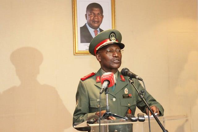 - general Geraldo Sachipengo Nunda - João Lourenço indica general Nunda para embaixada de Angola no Reino Unido