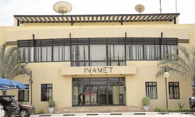 governo assina contrato de 180 milhões de euros com franceses para modernizar inamet - INAMET 400x240 - Governo assina contrato de 180 milhões de euros com franceses para modernizar INAMET