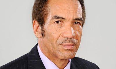 presidente do botswana renuncia o cargo - Ian Khama 400x240 - Presidente do Botswana renuncia o cargo