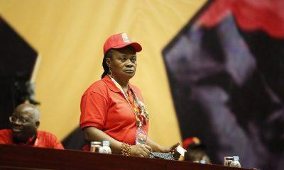 - JOANA LINA 400x240 - Joana Lina eleita 1ª secretária do MPLA e promete mais diálogo com os militantes