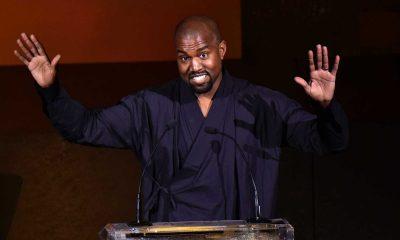 kanye west volta a apagar contas nas redes sociais - Kanye West  400x240 - Kanye West volta a apagar contas nas redes sociais