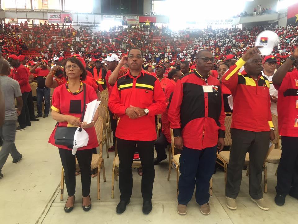 - MPLA Luanda - MPLA elege segundo secretário de Luanda quinta-feira