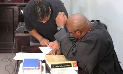 marido da advogada encontrada morta na fossa de casa no zango confessa autoria do crime em tribunal - Tribunal 400x240 - Marido da advogada encontrada morta na fossa de casa no Zango confessa autoria do crime em Tribunal
