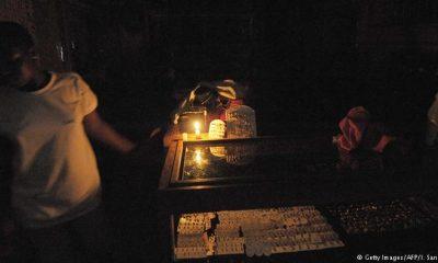 - corte de energia 400x240 - Corte geral interrompe fornecimento de energia a 10 províncias