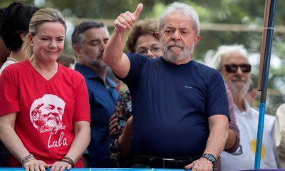 - lula PT 400x240 - Líder do PT diz que existem provas suficientes para libertar Lula