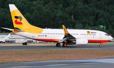 [object object] - sonair 400x240 - Sonair vai suspender voos a Malanje por falta de passageiros
