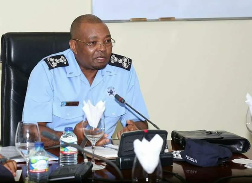 comandante panda exonerado do cargo de comandante geral da polícia - Comandante Panda - Comandante Panda exonerado do cargo de Comandante Geral da Polícia