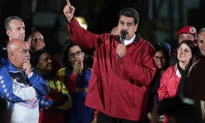 """- Maduro 400x240 - Nicolás Maduro diz que """"Trump faz à Venezuela o que Hitler fez ao povo judeu"""""""
