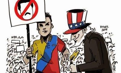 - Venezuela EUA 400x240 - Venezuela: Do petróleo à crise política – Edson Kassanga