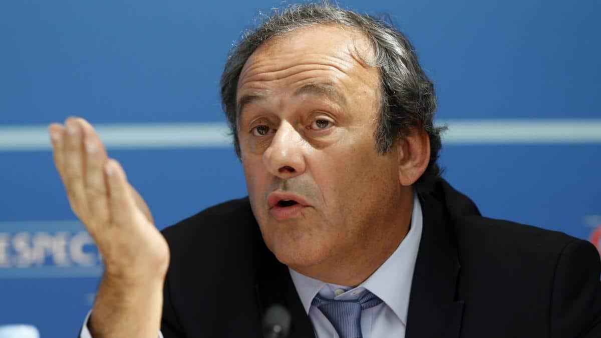 michel platini foi preso por suspeitas de corrupção - platini - Michel Platini foi preso por suspeitas de corrupção