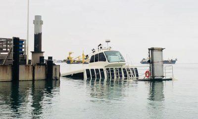catamarã que afundou no capossoca já foi resgatado - 36288542 1716613988457277 3072339941057888256 n 400x240 - Catamarã que afundou no Capossoca já foi resgatado