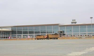 [object object] - Aeroporto Internacional de Luanda 400x240 - PGR recupera mais de USD 200 milhões desviados das obras do Novo Aeroporto Internacional de Luanda