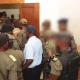 - policia 80x80 - Escolta do Ministro do Interior levado as barras do tribunal