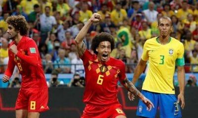 brasil cai diante da bélgica e se despede do mundial 2018 - Brasil belgica 2018 400x240 - Brasil cai diante da Bélgica e se despede do Mundial 2018