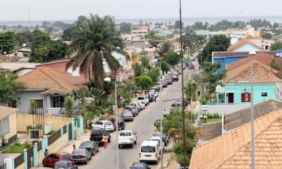- CABINDA 400x240 - Manifestação em Cabinda termina com várias detencões