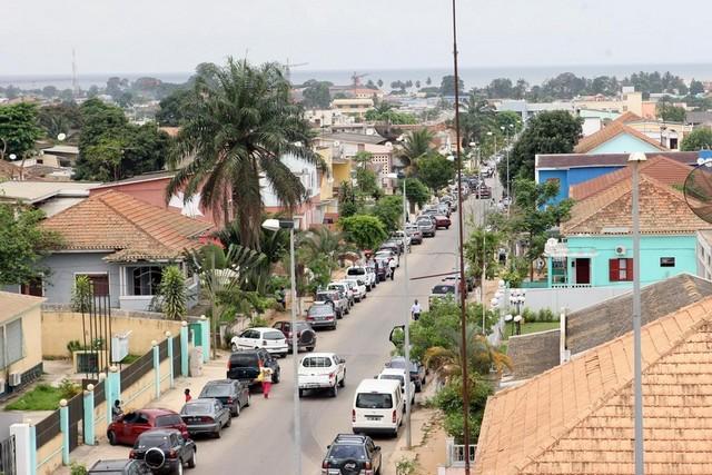 - CABINDA - Detido director do INEA em Cabinda