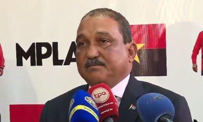 secretário do bureau político do mpla fala sobre 6.º congresso extraordinário - Ju martins 400x240 - Secretário do Bureau Político do MPLA fala sobre 6.º Congresso Extraordinário