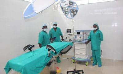 """- hospital 400x240 - Laboratório de análises clinicas próximos de Hospitais transformados em """"Candonga"""" de Médicos e Enfermeiros"""