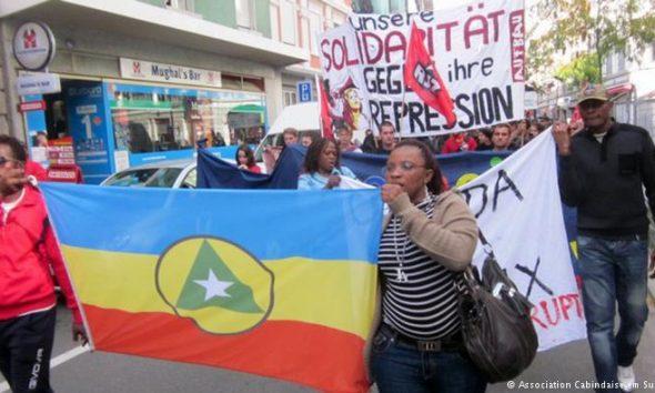 - 18083689 303 590x354 - Tensão política em Cabinda. Nasceu um novo movimento independentista
