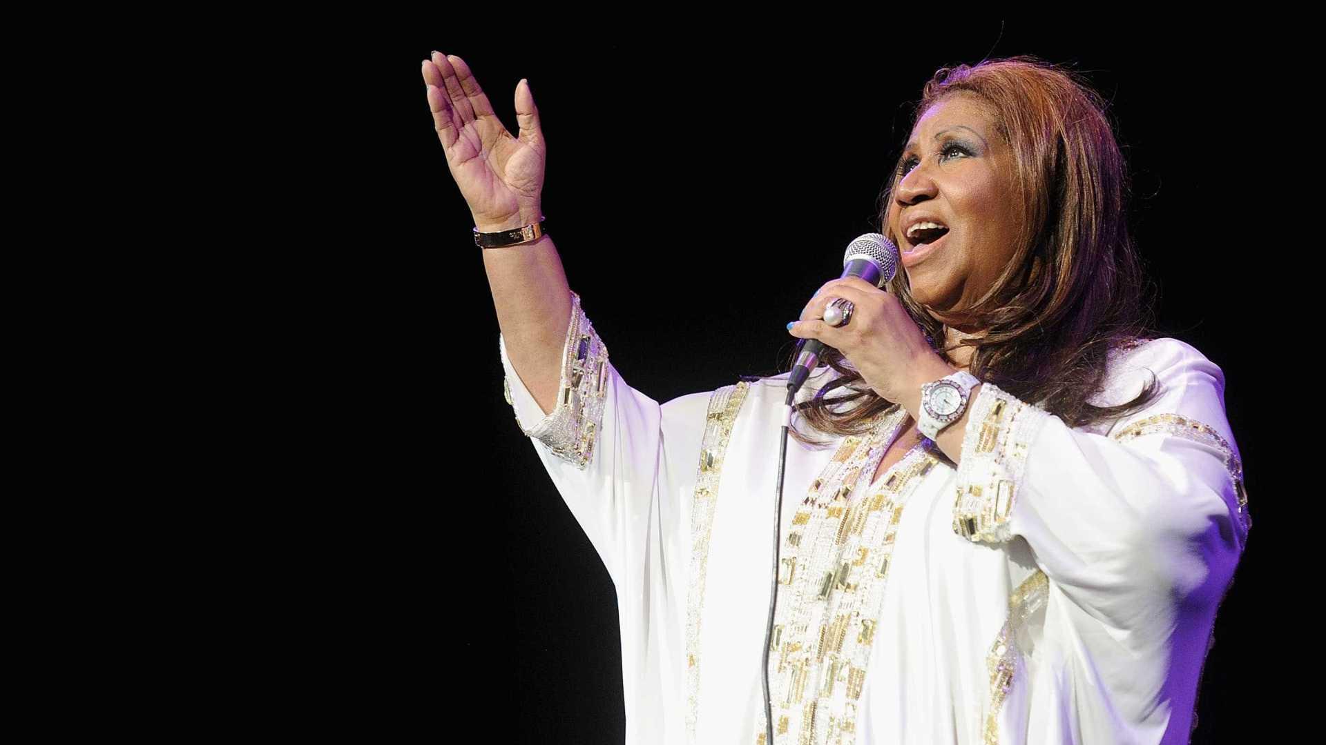 morreu aretha franklin, a rainha do soul - Aretha Franklin - Morreu Aretha Franklin, a rainha do soul
