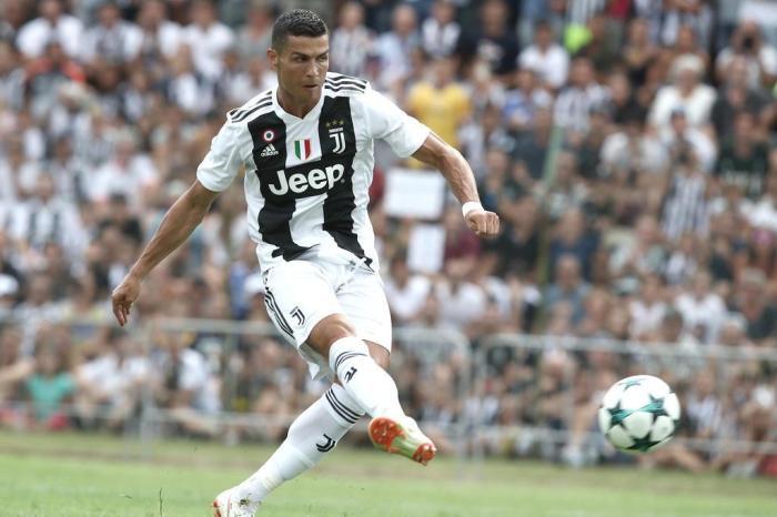 - CR7 JUVENTUS - Juventus vence clássico contra Milan e amplia vantagem na liderança