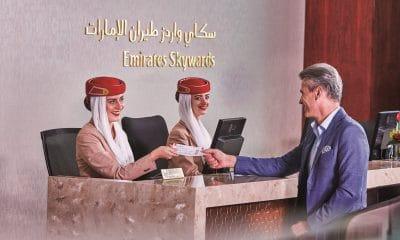 """- Emirates Skywards 400x240 - Emirates apresenta o primeiro """"caminho biométrico"""" integrado do mundo"""