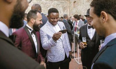 - Matias Damasio na festa melo xavier filho 400x240 - Áudio revela a reunião entre Matias Damásio e a Nova Energia