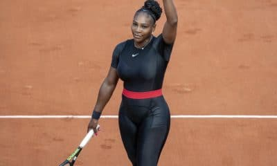 - Serena Williams 400x240 - Serena Williams é atleta mais bem paga do mundo, segundo Forbes