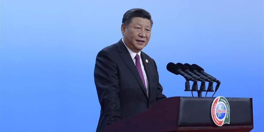 - Xi xiping - Xi Jinping promete manter reformas e abertura econômica