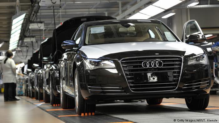 - Audi - Audi pagará EUR 800 milhões de euros de multa por motores a diesel manipulados