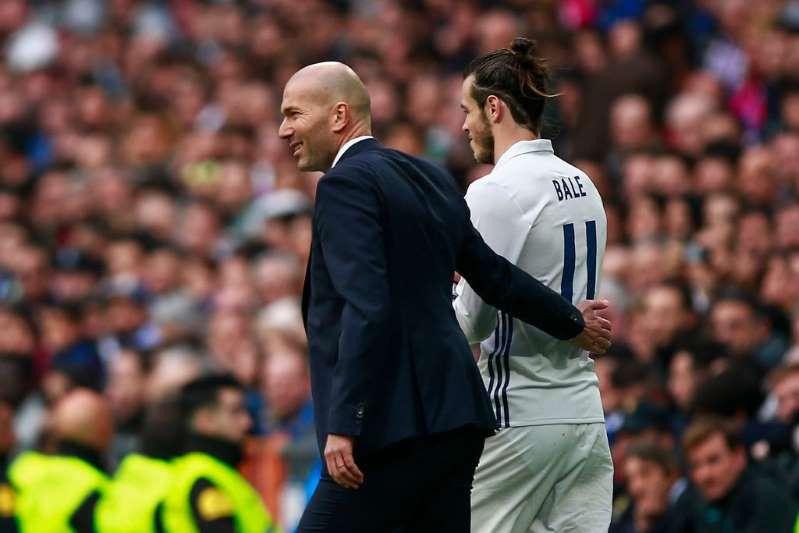 permanência de gareth bale foi decisiva para a saída de zidane - BBObsNE - Permanência de Gareth Bale foi decisiva para a saída de Zidane