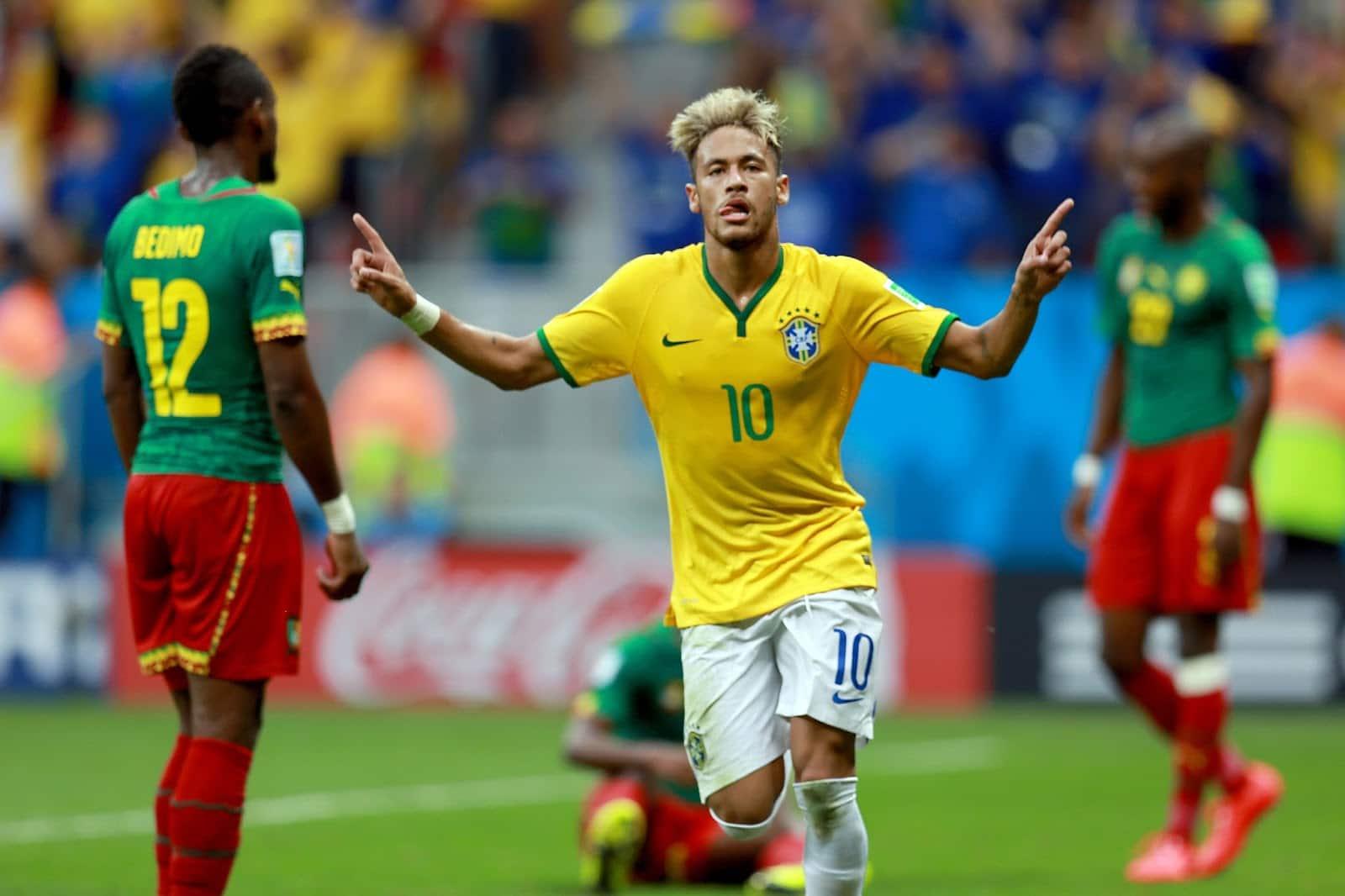 - Brasil Camar  es - Brasil enfrentará Camarões no último amistoso do ano