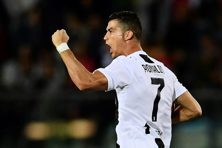 - Cristiano Ronaldo  Juventus - Juventus vence Empoli com dois golos de Cristiano Ronaldo