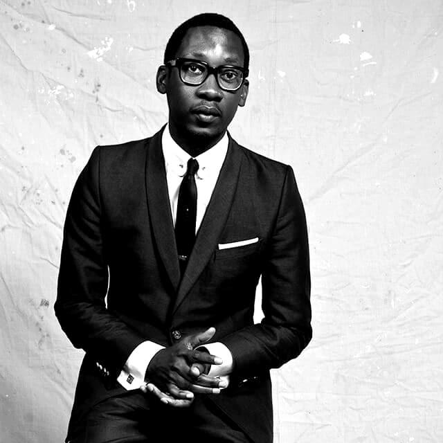 "- Kalaf Epalanga - Escritor angolano Kalaf Epalanga  apresenta ""Também Os Brancos Sabem Dançar"""