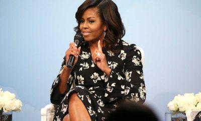 - Michelle Obama 400x240 - Michelle Obama revela que fez fertilização in vitro para gerar suas filhas