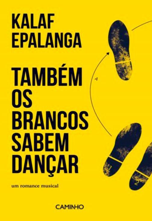 """- Tambem Os Brancos Sabem Dancar - Escritor angolano Kalaf Epalanga  apresenta """"Também Os Brancos Sabem Dançar"""""""