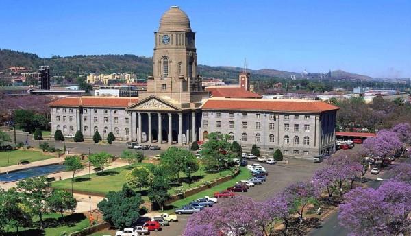 África do sul possui as melhores universidades de África - Universidade de Pretoria - África do Sul possui as melhores universidades de África