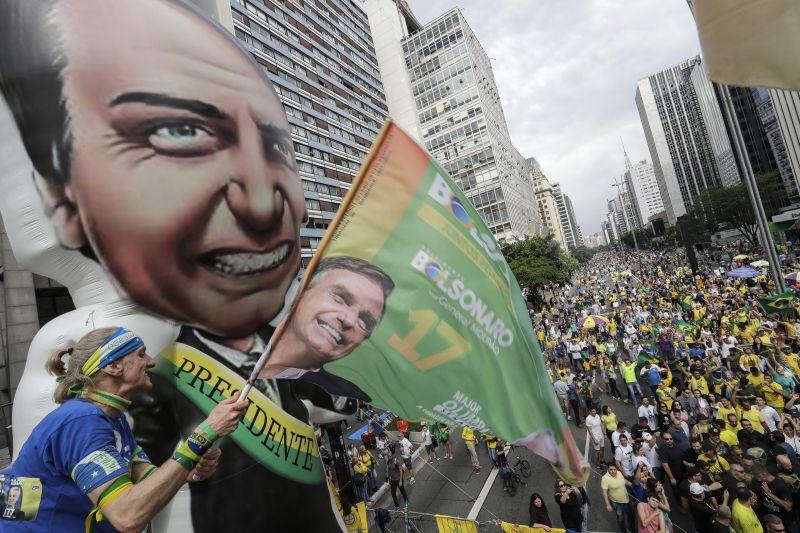 sondagem indica empate técnico entre bolsonaro e haddad - transferir 3 - Sondagem indica empate técnico entre Bolsonaro e Haddad