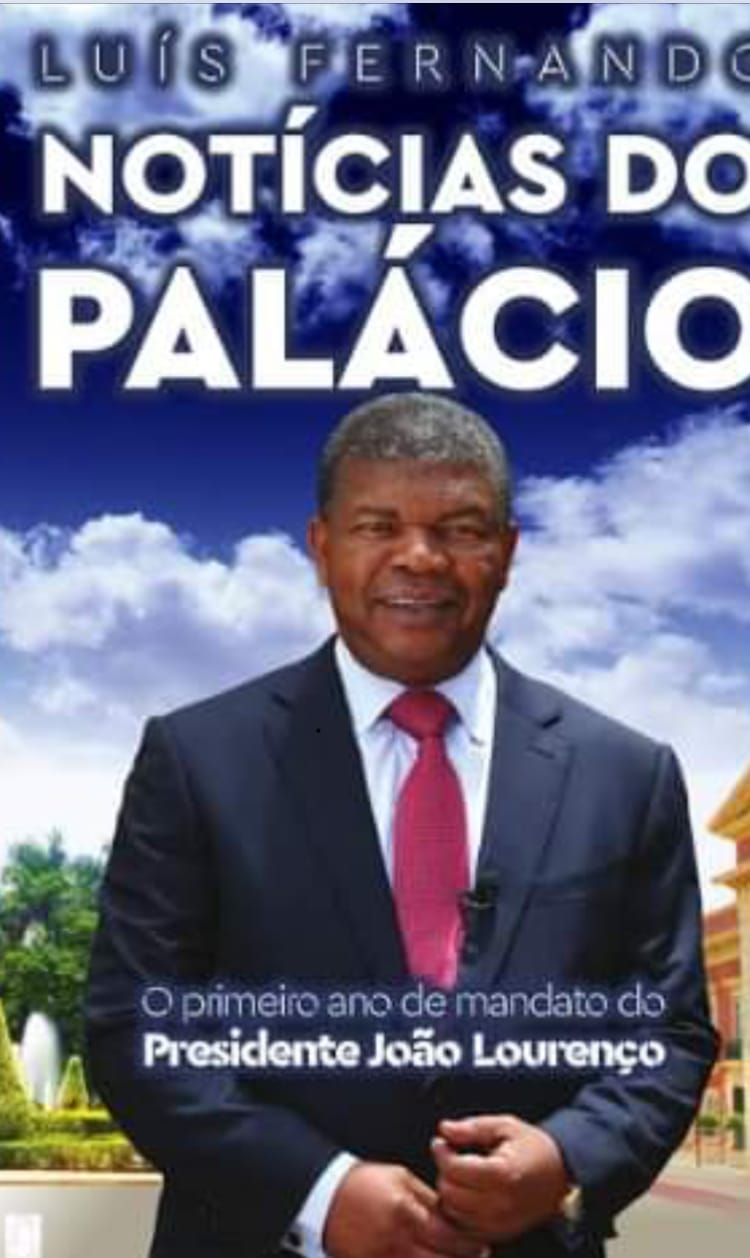- 9B873A30 6E9B 43A5 8C88 19FD5EF11357 - Um ano no Palácio Presidencial. Um livro em contra-mão – Jaime Azulay