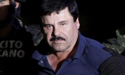 """- El chapo 400x240 - Narcotrafico: """"El Chapo"""" condenado a prisão perpétua"""