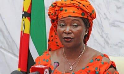 - Helena Taipo  400x240 - Antiga Embaixadora de Moçambique em Angola continuará detida