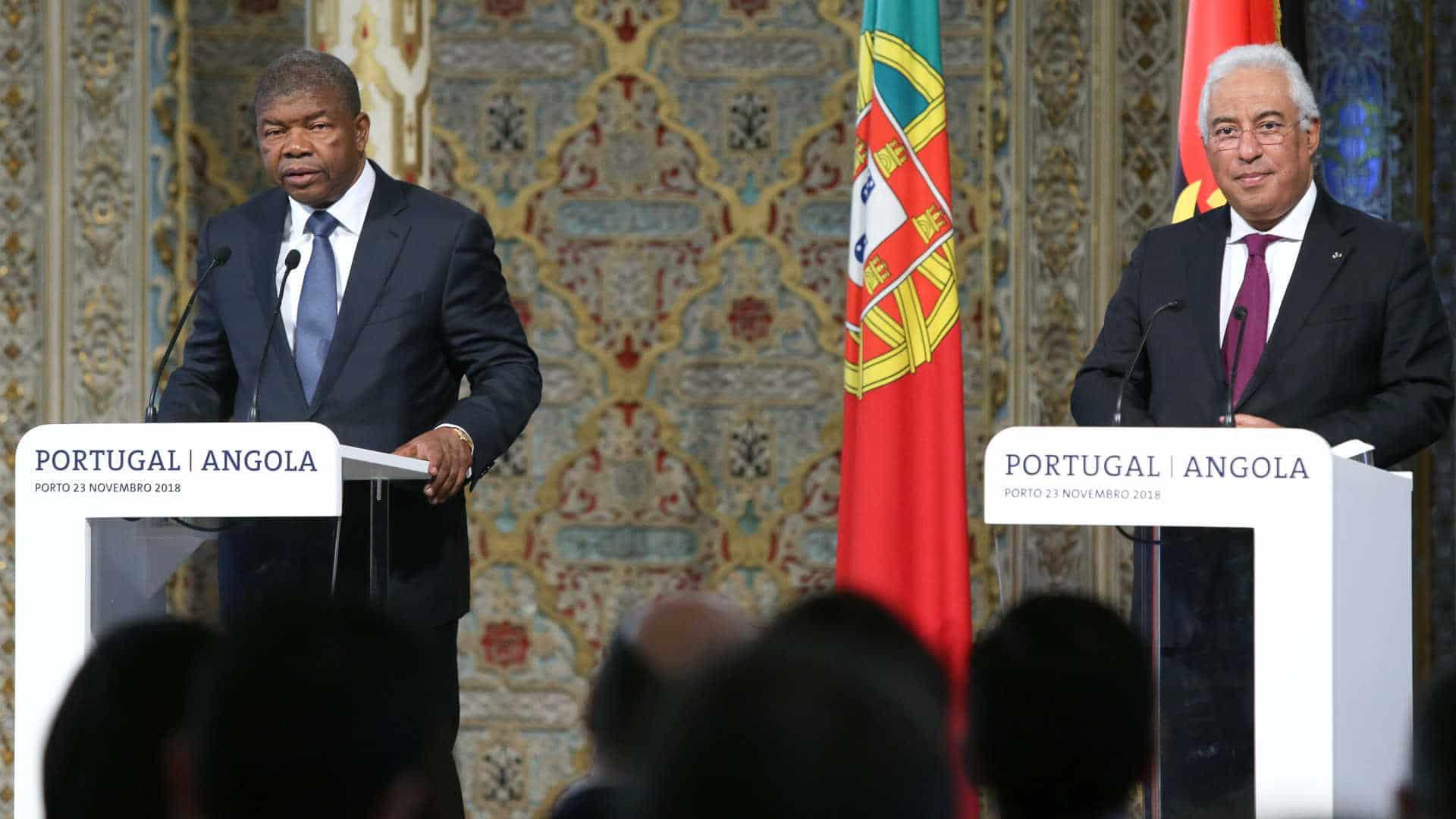 """- JLO e ANT  NIO COSTA - Repatriamento de capitais: Portugal """"frustra"""" expectativas de Angola"""