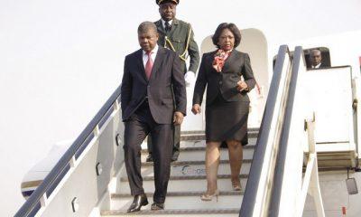 - JLO e Ana Dias 400x240 - João Lourenço já está em Luanda